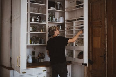 Kitchen Cabinet -  Different Styles For You