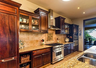 Modern Kitchen Cabinet -  Different Styles For You