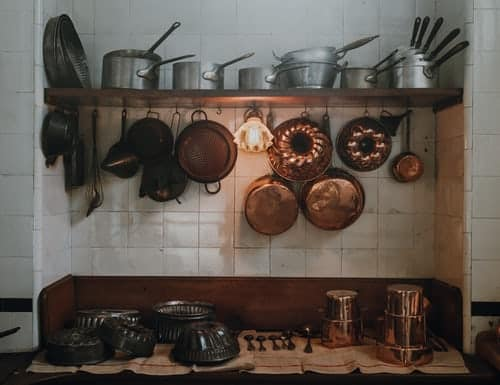 Kitchen Accessories For Accentuating
