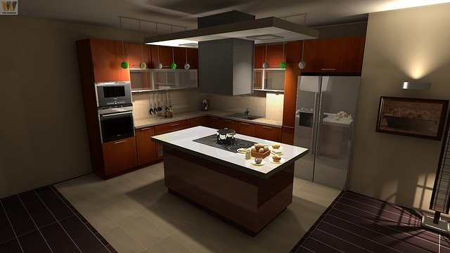 modern kitchen-give your kitchen as up-to-date look